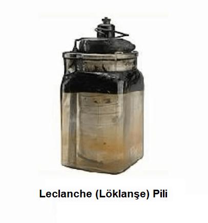 sulu leclanche(löklanşe) pili