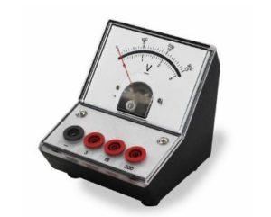 elektrik gerilimi ölçer - voltmetre
