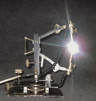 karbon ark lambası